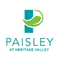 Paisley at Heritage Valley logo
